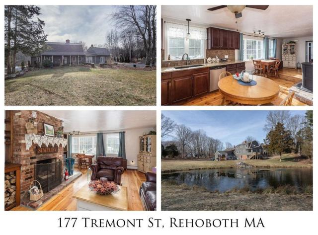 177 Tremont St, Rehoboth, MA 02769 (MLS #72448855) :: Vanguard Realty