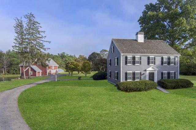 70-Lot-A2R Black Horse Ln, Cohasset, MA 02025 (MLS #72449245) :: Apple Country Team of Keller Williams Realty