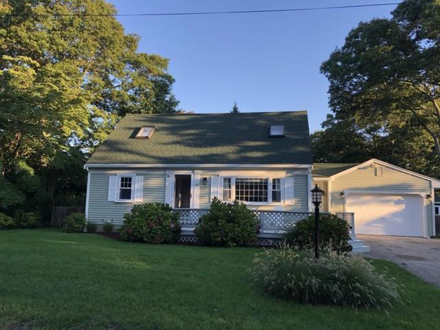 40 Oak Street, Falmouth, MA 02536 (MLS #72449518) :: Vanguard Realty