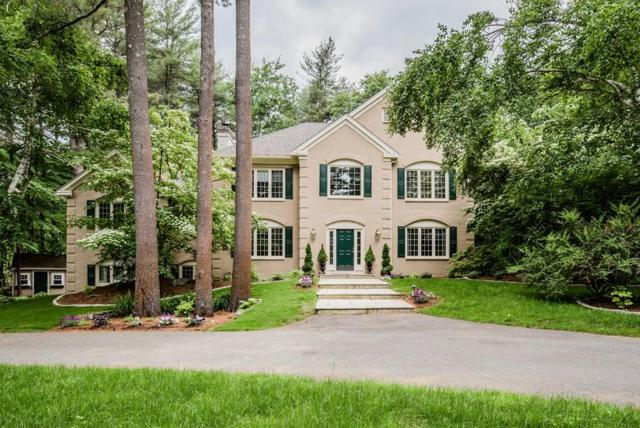 101 Greystone Lane, Sudbury, MA 01776 (MLS #72449746) :: Charlesgate Realty Group