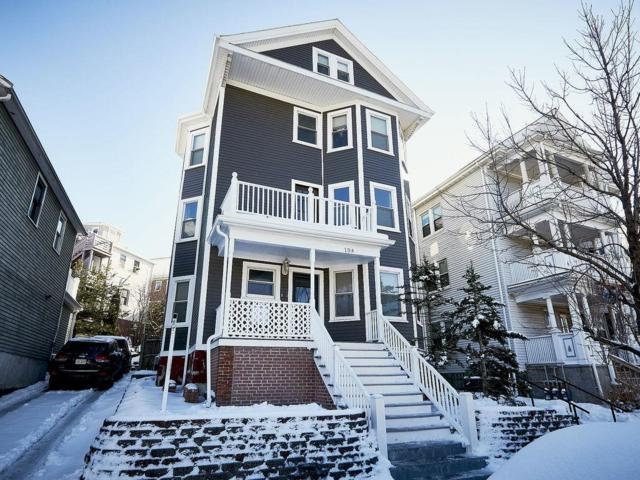 198 Hyde Park Ave #2, Boston, MA 02130 (MLS #72449917) :: The Muncey Group