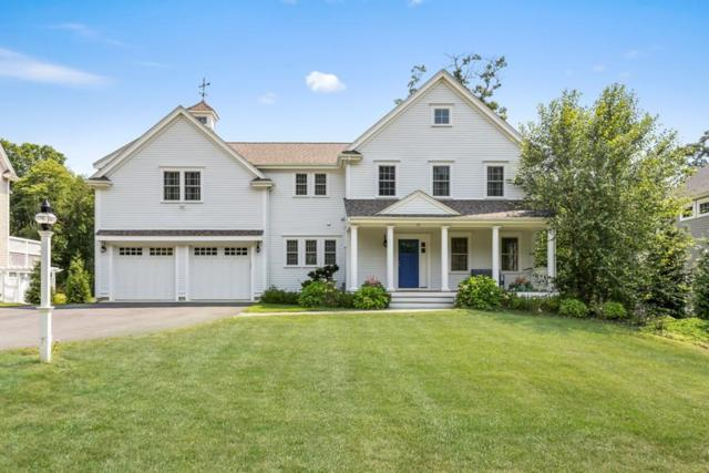 11 Bayberry Lane, Norwell, MA 02061 (MLS #72449948) :: Vanguard Realty