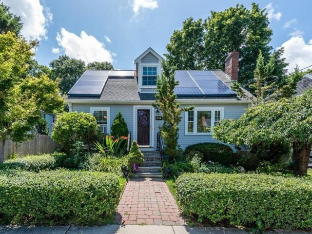 23 Brush Hill Ter, Boston, MA 02136 (MLS #72449961) :: Charlesgate Realty Group