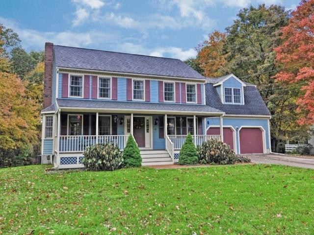 49 Oxford Dr, Franklin, MA 02038 (MLS #72449986) :: Charlesgate Realty Group