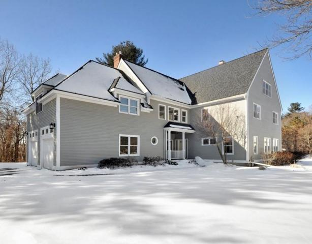 14 Bartkus Farm Road #14, Concord, MA 01742 (MLS #72450023) :: Charlesgate Realty Group