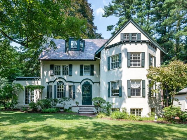 21 Windsor Road, Wellesley, MA 02481 (MLS #72450251) :: Westcott Properties