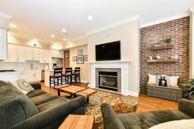 134 Fulton Street #2, Boston, MA 02109 (MLS #72450339) :: Vanguard Realty