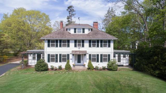 16 Miles Road, Hingham, MA 02043 (MLS #72450437) :: Westcott Properties