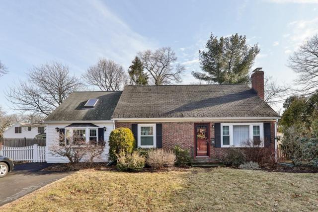 10 Stoughton Rd, Dedham, MA 02026 (MLS #72450490) :: The Muncey Group