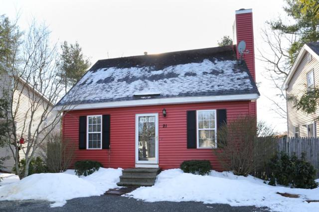 21 Tanners Path #135, Marlborough, MA 01752 (MLS #72450653) :: Exit Realty
