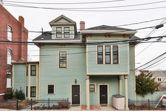 102 Seaverns Ave #3, Boston, MA 02130 (MLS #72450746) :: The Muncey Group