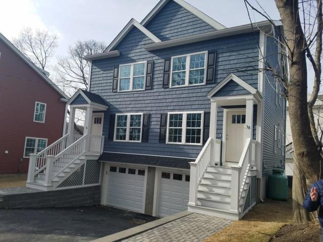 36 Washington St #36, Arlington, MA 02474 (MLS #72450797) :: EdVantage Home Group