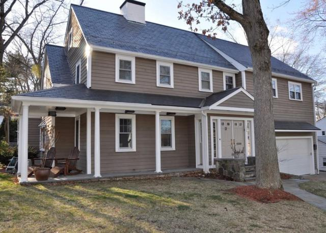 234 Arnold Road, Newton, MA 02459 (MLS #72450862) :: Vanguard Realty