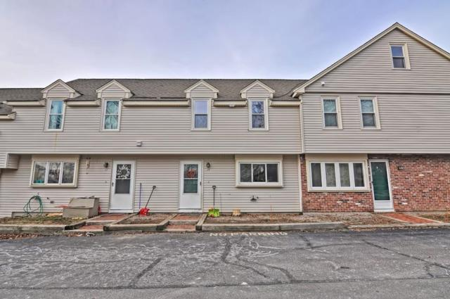 265 Park St #14, North Attleboro, MA 02760 (MLS #72450875) :: Anytime Realty