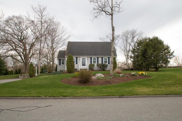 99 Brook Hill Dr, Seekonk, MA 02771 (MLS #72450913) :: Anytime Realty