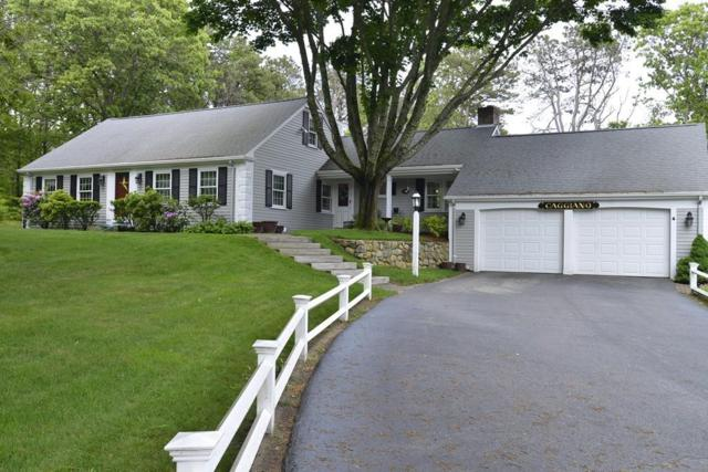 20 Centerboard Lane, Yarmouth, MA 02673 (MLS #72451075) :: Driggin Realty Group