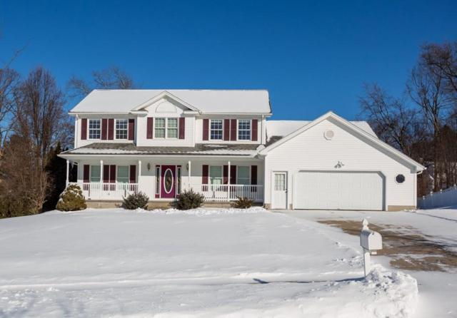 43 Janelle Dr, Westfield, MA 01085 (MLS #72451082) :: Exit Realty