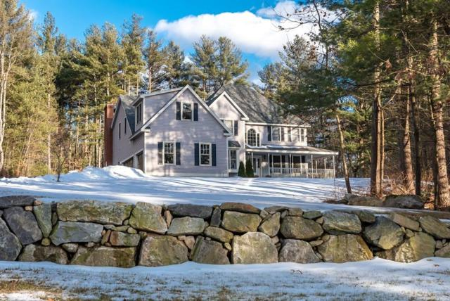 22 Middleton Drive, Bedford, NH 03110 (MLS #72451208) :: Driggin Realty Group
