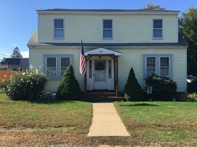80 Parker Street, Clinton, MA 01510 (MLS #72452126) :: The Home Negotiators