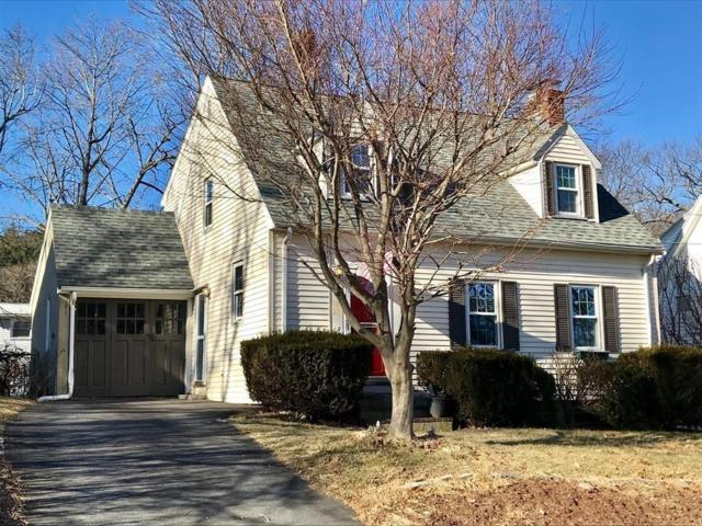 78 Sartell Road, Waltham, MA 02451 (MLS #72452183) :: Vanguard Realty