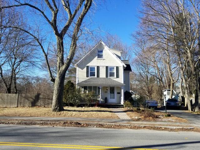 11 Hunnewell St., Wellesley, MA 02481 (MLS #72452235) :: The Gillach Group