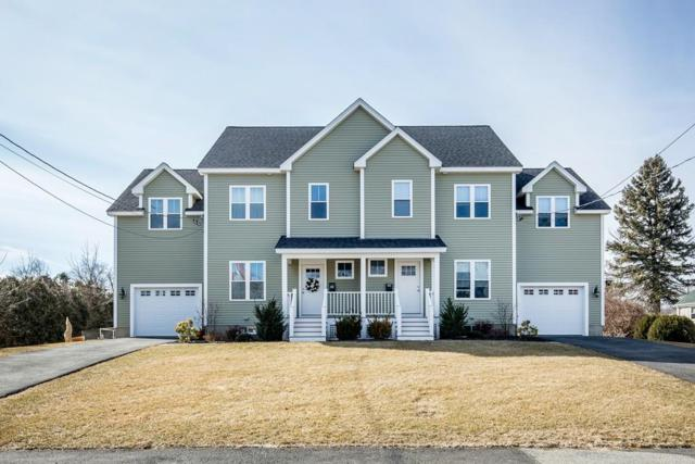 2 Donna Rd #2, Woburn, MA 01801 (MLS #72452396) :: EdVantage Home Group