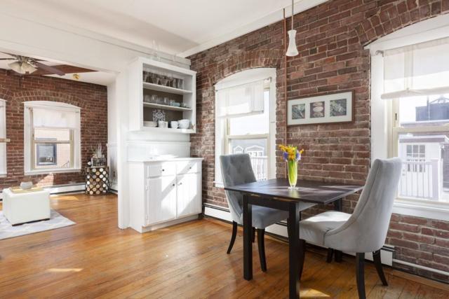 21 Moon Street #12, Boston, MA 02113 (MLS #72452401) :: Driggin Realty Group