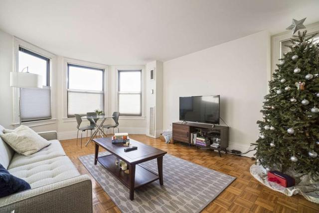 390 Commonwealth Avenue #502, Boston, MA 02215 (MLS #72452489) :: Charlesgate Realty Group