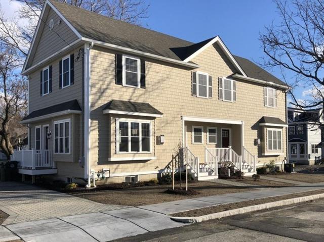 11 Loomis Avenue #11, Watertown, MA 02472 (MLS #72452612) :: Commonwealth Standard Realty Co.