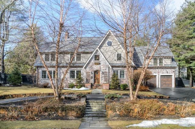 15 Old Town Rd, Wellesley, MA 02481 (MLS #72452622) :: Westcott Properties