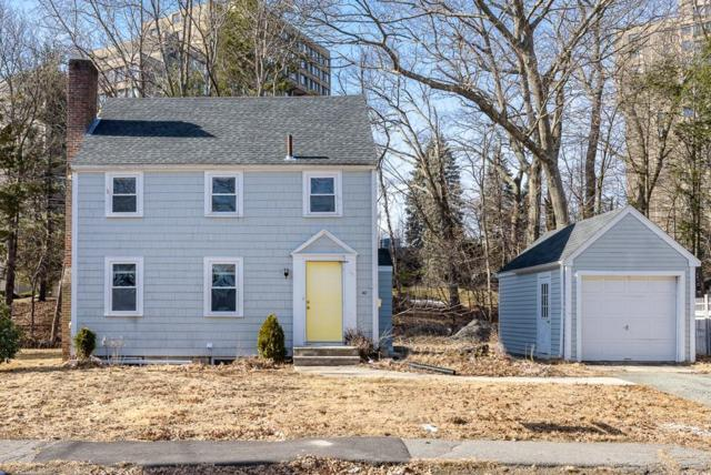 40 Moody St, Newton, MA 02467 (MLS #72452677) :: The Gillach Group