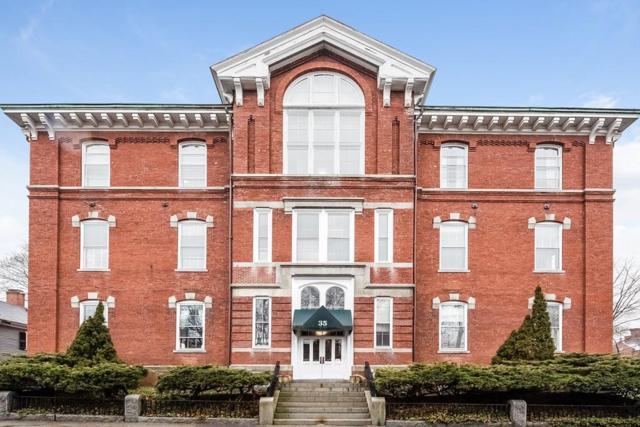 35 Flint St #103, Salem, MA 01970 (MLS #72452761) :: EdVantage Home Group