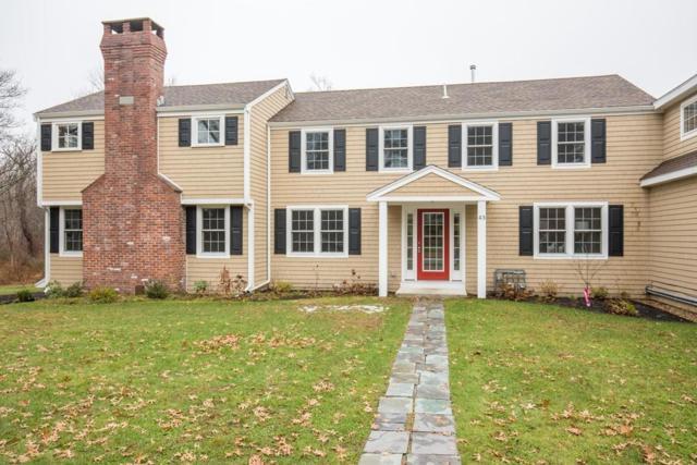 43 Hanover, Newbury, MA 01951 (MLS #72452785) :: Primary National Residential Brokerage