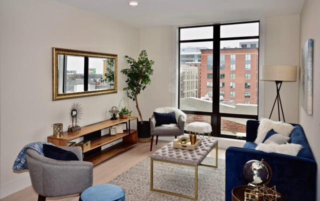 121 Portland Street #903, Boston, MA 02114 (MLS #72452797) :: Revolution Realty