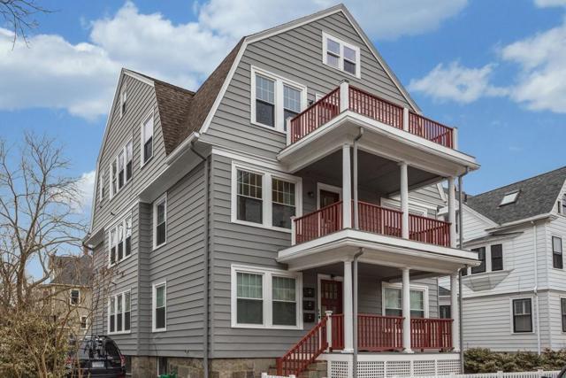 14 Farquhar St #2, Boston, MA 02131 (MLS #72452823) :: The Gillach Group
