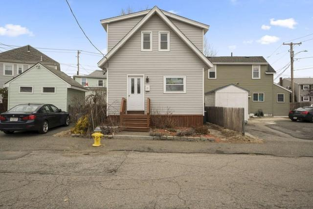 22 Bird Street, Quincy, MA 02169 (MLS #72452894) :: AdoEma Realty