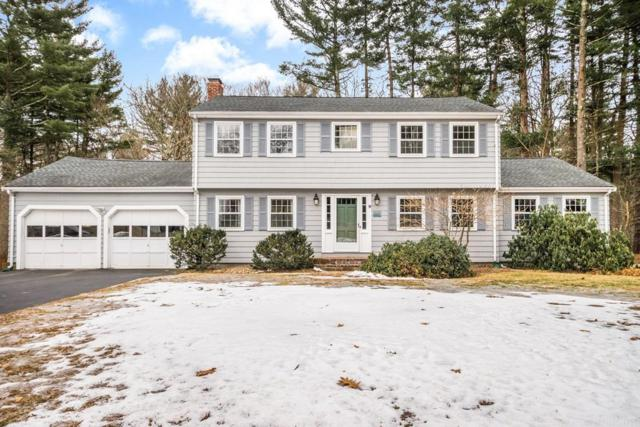 9 Magnolia Drive, Acton, MA 01720 (MLS #72452932) :: Apple Country Team of Keller Williams Realty