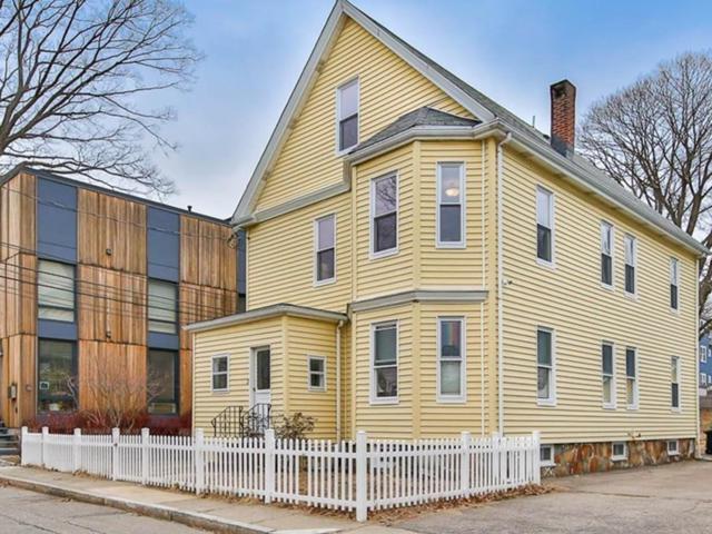 2 Meyer St #2, Boston, MA 02131 (MLS #72453059) :: Commonwealth Standard Realty Co.