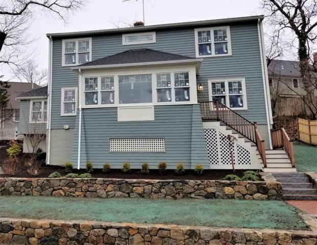 50 Green St, Needham, MA 02492 (MLS #72453074) :: The Gillach Group