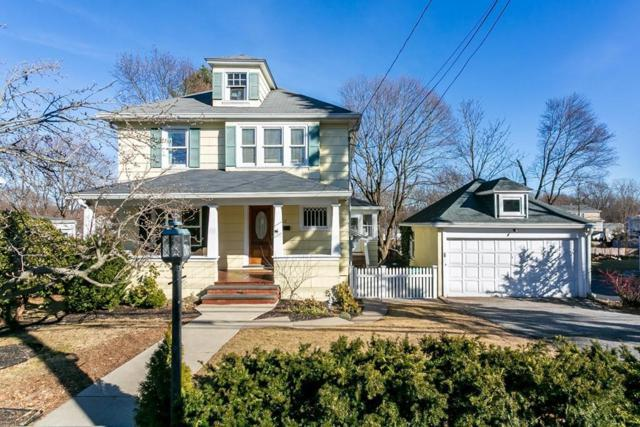 12 Webster Street, Needham, MA 02494 (MLS #72453081) :: The Gillach Group