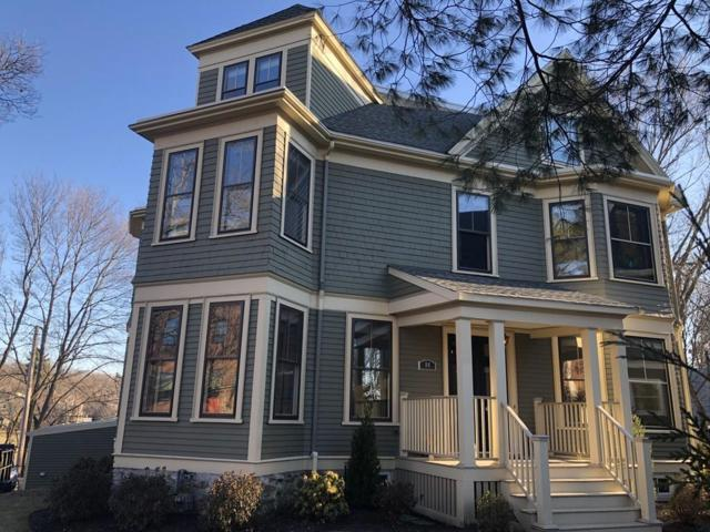 84 Paul Street, Newton, MA 02459 (MLS #72453158) :: Vanguard Realty