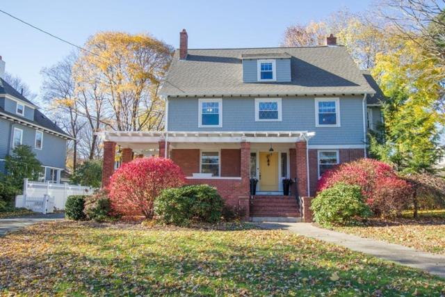 205 S. Washington St, North Attleboro, MA 02760 (MLS #72453182) :: Anytime Realty