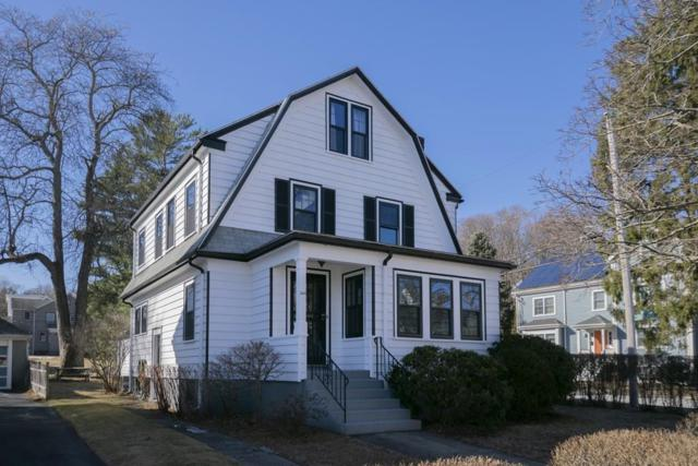 242 Gray St, Arlington, MA 02476 (MLS #72453207) :: Commonwealth Standard Realty Co.