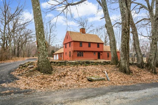 156 Bragg Rd, Warren, MA 01083 (MLS #72453397) :: The Russell Realty Group