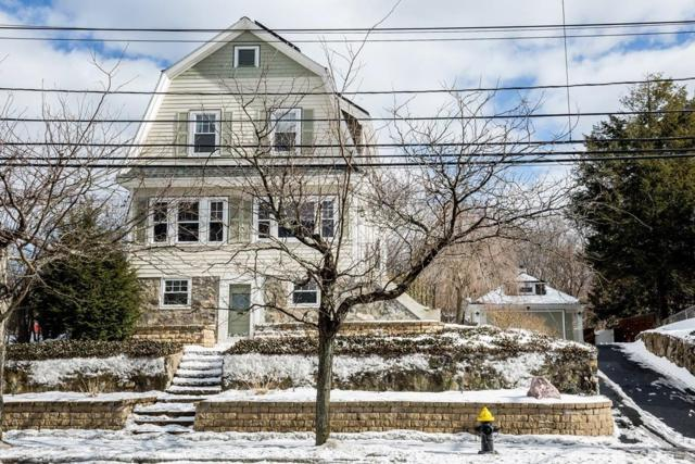 2496 Centre Street, Boston, MA 02132 (MLS #72453414) :: The Muncey Group