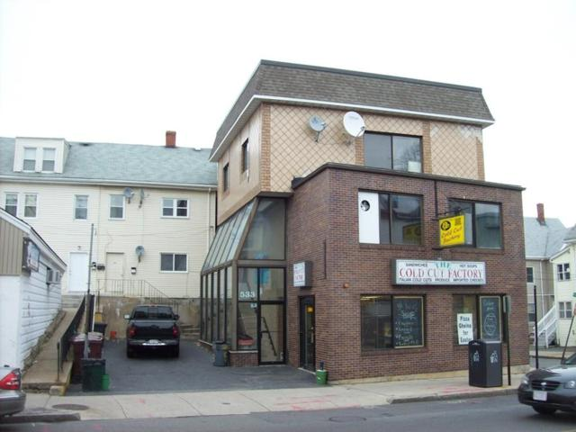 535-539 Ferry St., Everett, MA 02149 (MLS #72453740) :: Driggin Realty Group