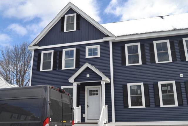 36 Osgood #1, Lowell, MA 01851 (MLS #72453769) :: EdVantage Home Group