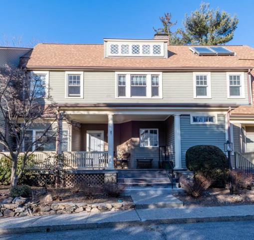 7 Wiswall Cir #7, Wellesley, MA 02482 (MLS #72453781) :: The Gillach Group