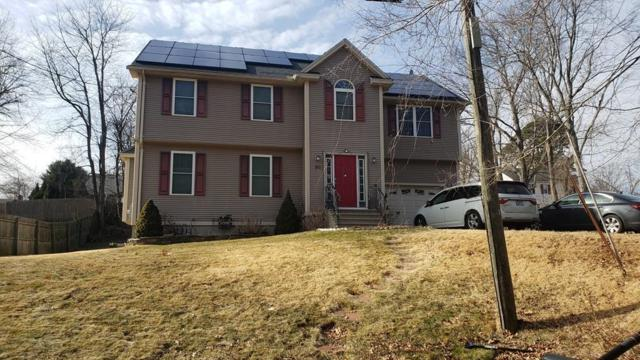 90 Pinecrest Dr., Springfield, MA 01118 (MLS #72453821) :: Exit Realty