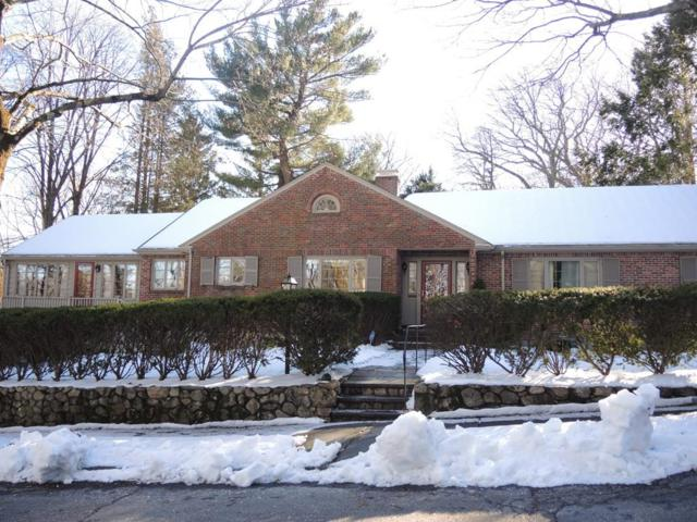 16 Pine Ridge Rd, Newton, MA 02468 (MLS #72453849) :: The Muncey Group